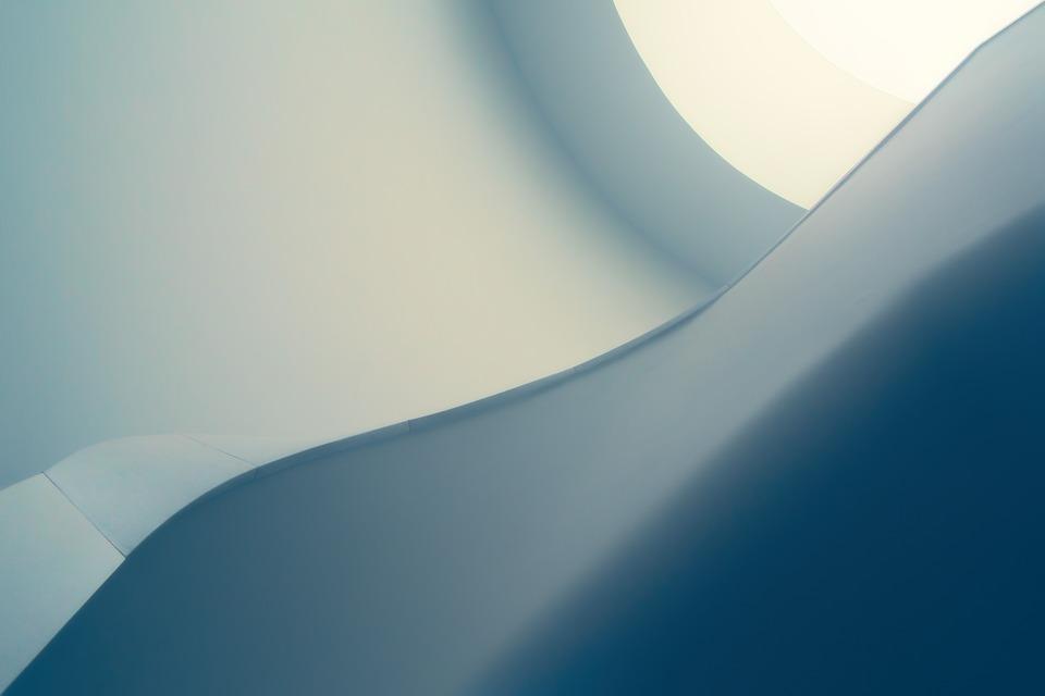 Background, Futuristic, Blur, Curve, Minimalism