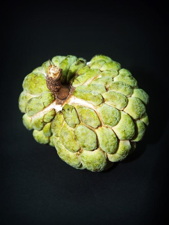 Custard, Leaves, Tree, Thailand, Produce, Ripe