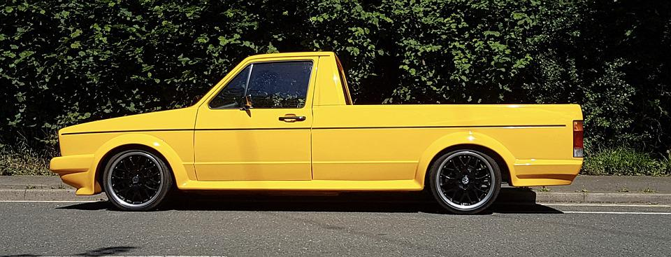 Vw, Caddy, Custom Car