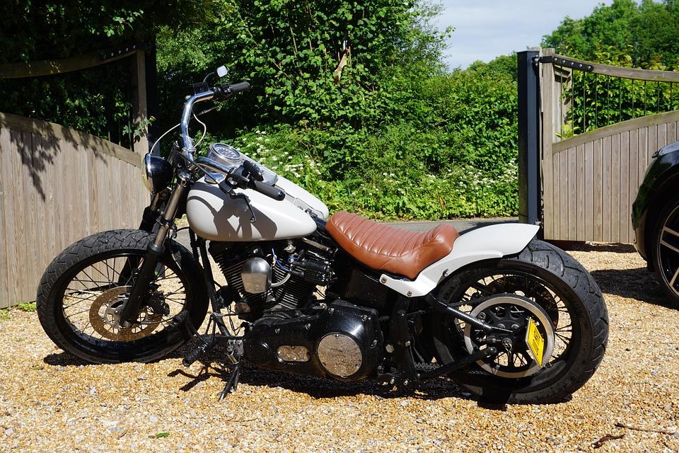 Harley Davidson, Fatboy, Custom