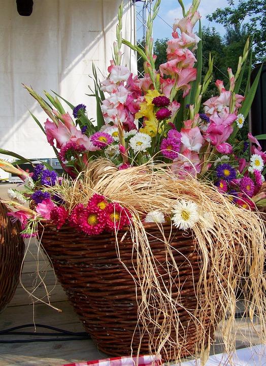 Flower Decoration, Flower Bouquet, Cut Flower