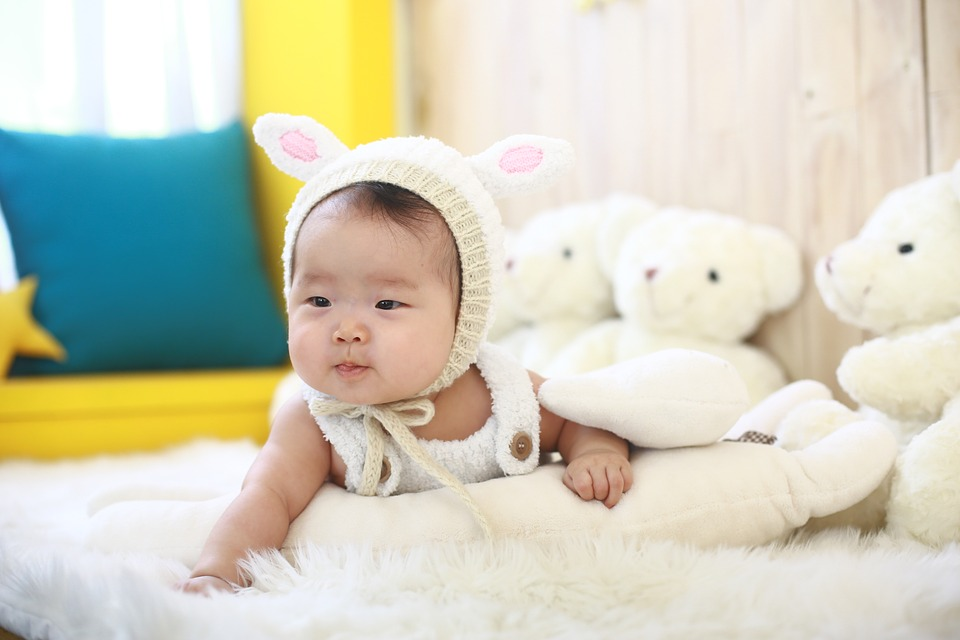 Baby, Cute, Cute Baby, Infant, Child, Girl, Small
