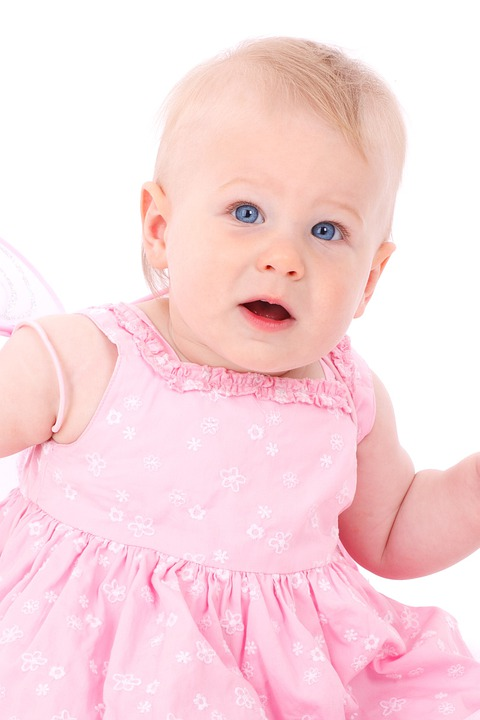 Baby, Background, Caucasian, Child, Curious, Cute, Eyes