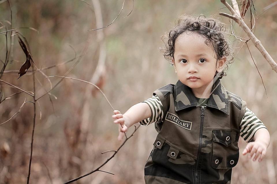 Nature, Outdoors, Child, Portrait, Beautiful, Cute