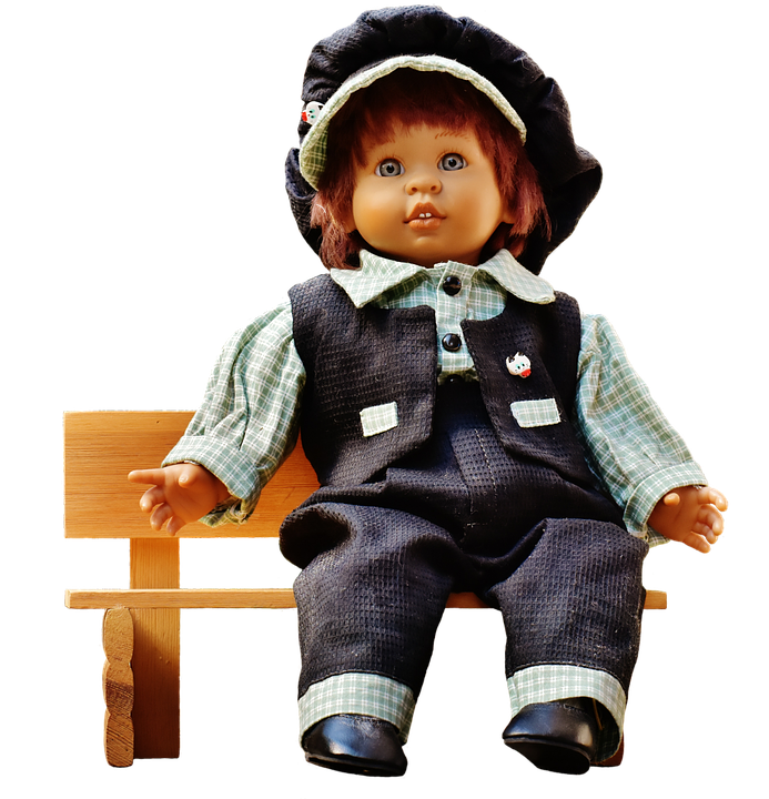 Doll, Girl, Cry, Sweet, Toys, Children, Funny, Cute