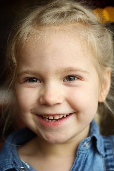 Child, Cute, Portrait, Little, Fun, Face, Lifestyle