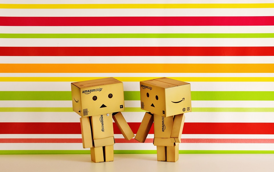 Danbo, Pair, Love, Cute, Funny, Favorite Human