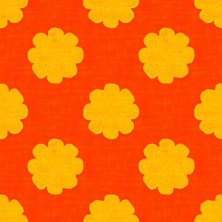 Flowers, Floral, Polka Dots, Cute, Cute Wallpaper