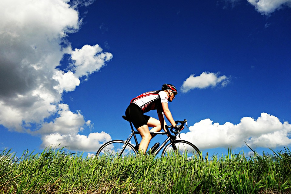 Cyclist, Cycle Racer, Cycle Racing, Sport, Bicycle