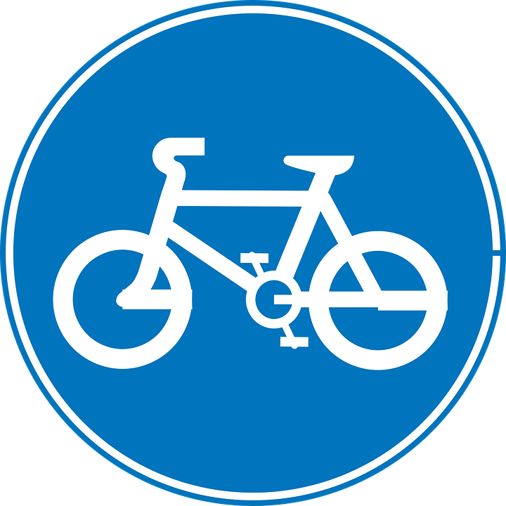 Signs, Transportation, Cycle, Bicycle, Street, Road