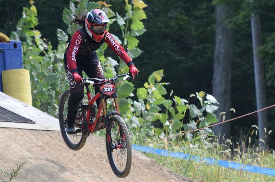 Biker, Mountain Bike, Jump, Cycling, Biking, Outdoor