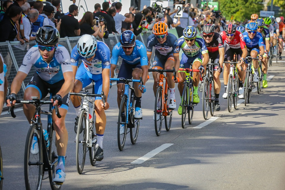 Cycling Races, Road Bike, Cycling, Bike, Sport, Finish