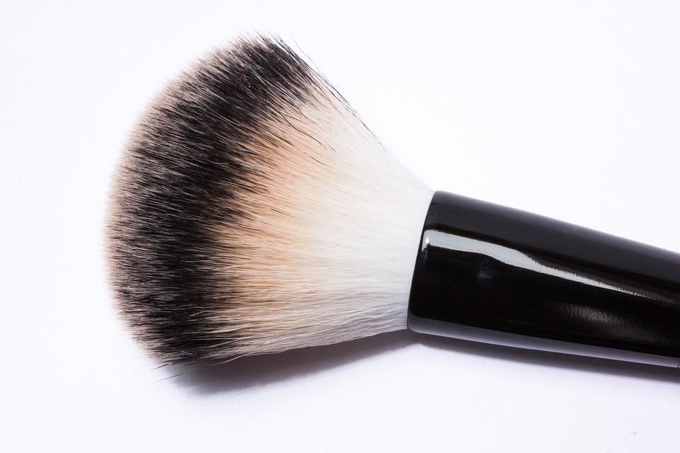Brush, Cosmetics, Orsten, Hair, Cylinder Shaped