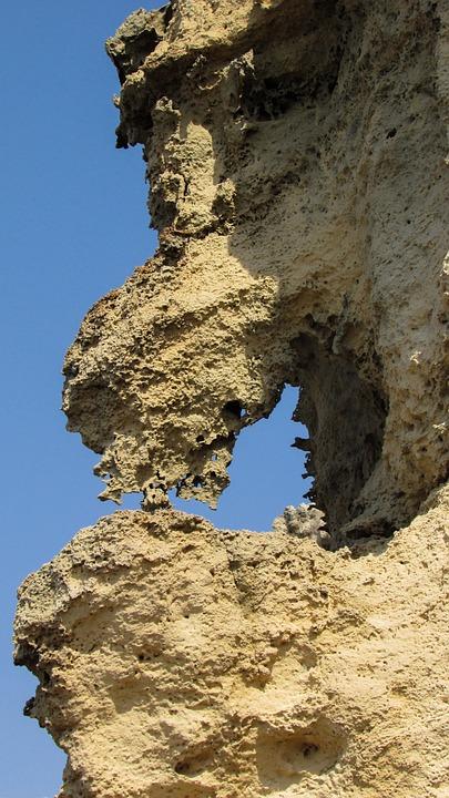 Cyprus, Cavo Greko, National Park, Rock, Formation