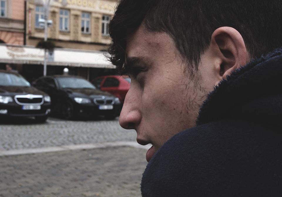 Boy, City, Friend, Czech Budejovice