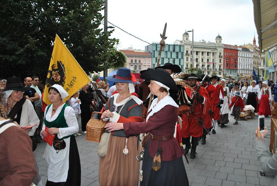 Days Brno, Czech Republic, 2016, People