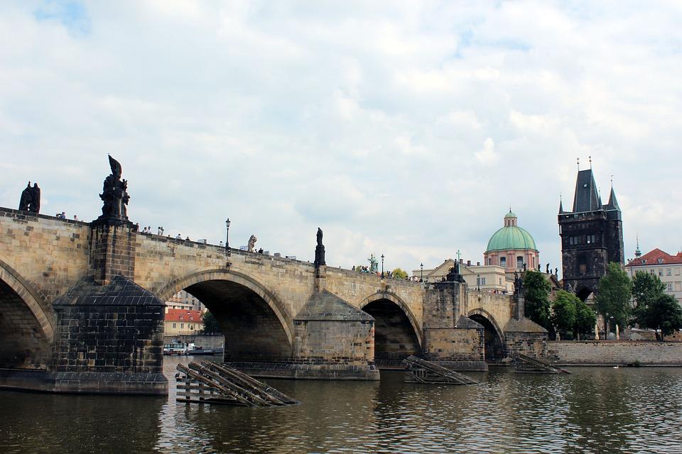 Charles Bridge, Prague, Czech Republic, Bridge
