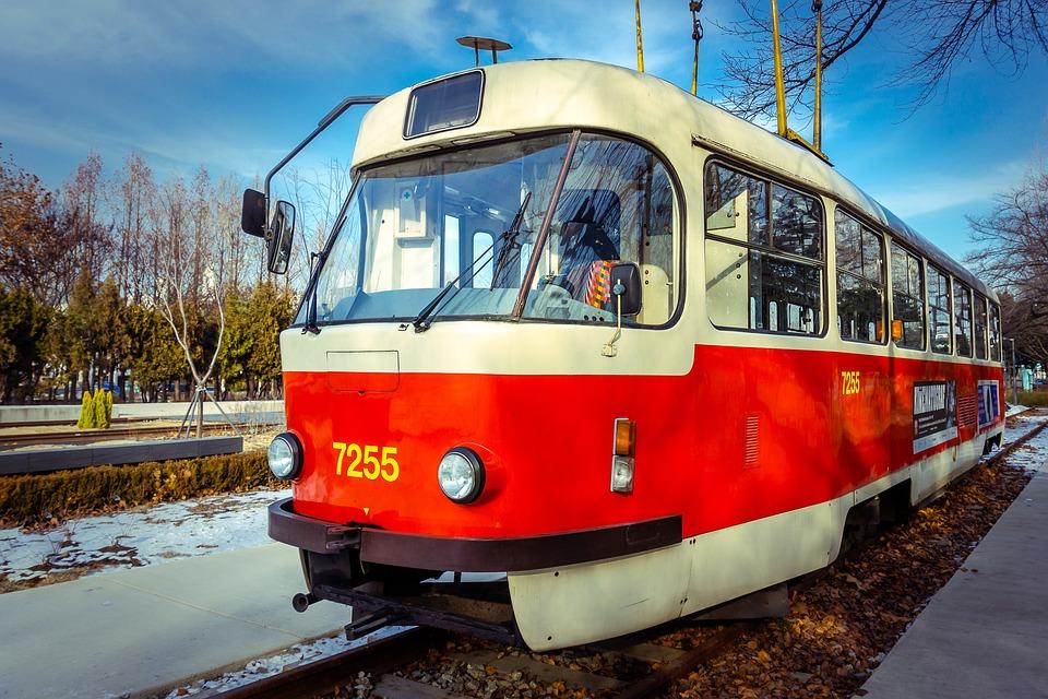 Czech Republic, Train, Subway, Gallery Band, Railway