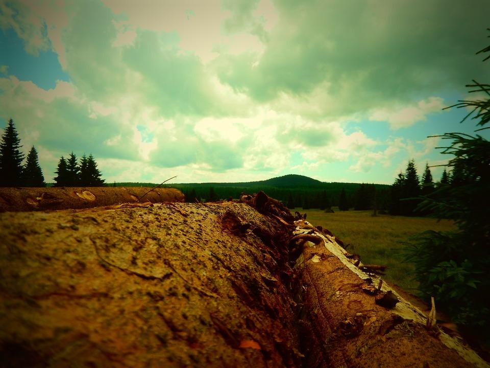 Nature, View, Czech Republic, Landscape, Clouds