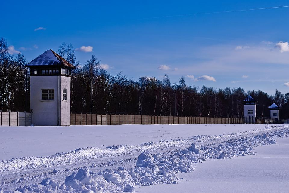 Kz, Dachau, Memorial, Konzentrationslager, Hitler Era