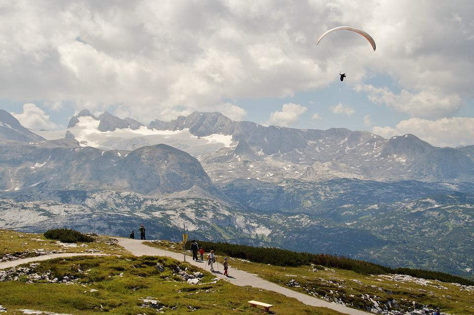Dachstein, Austria, Alps, Alpine, Top, Summer