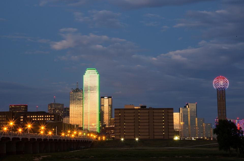 Dallas, Texas, Usa, America, United States