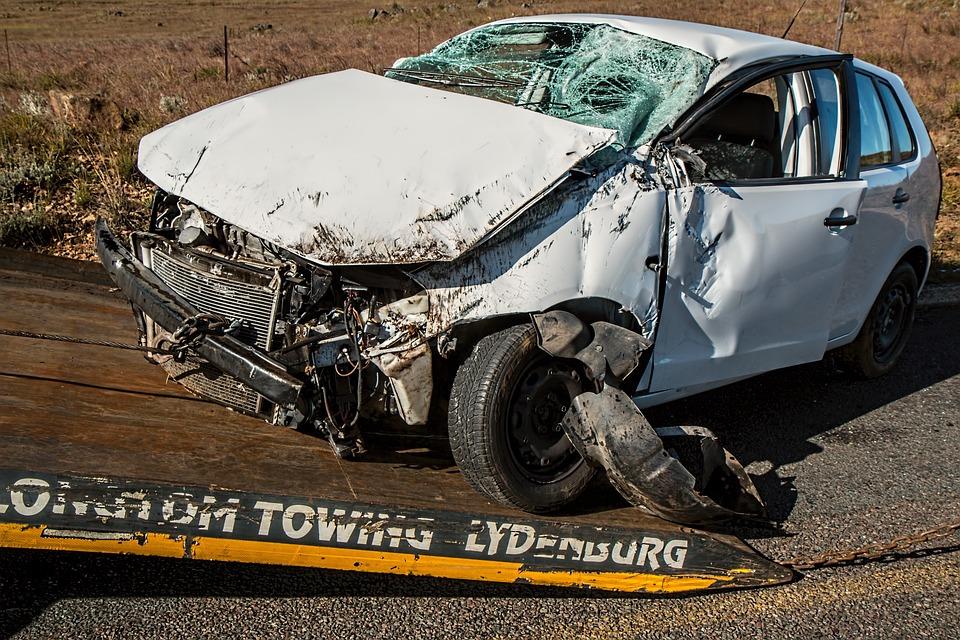 Car Accident, Damage, Crash, Insurance, Wreck