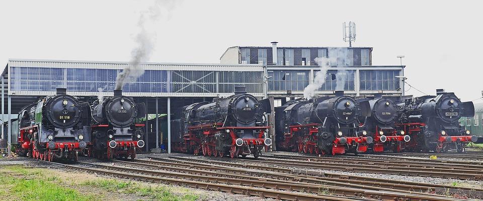 Dampflok Parade, Presentation, Plan Steam, Event
