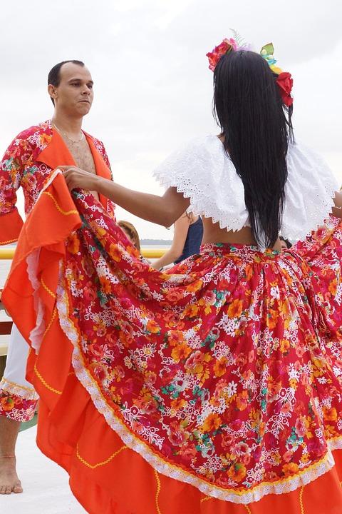 Brazilwood, Dance, Carimbo