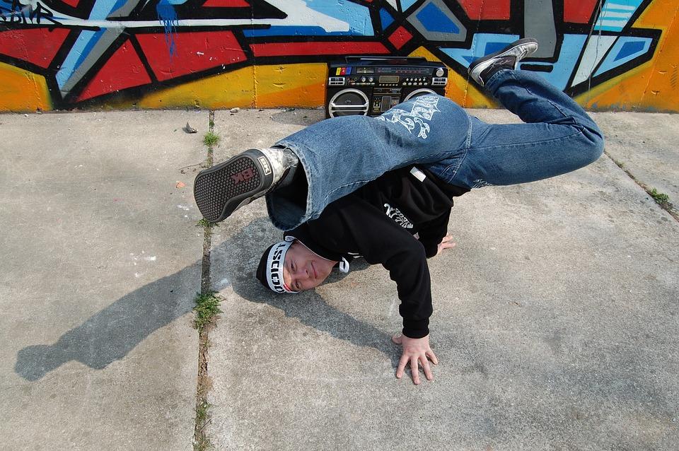 Dance, Body, Breakdance, Freez