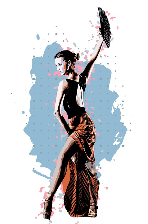 Woman, Dancer, Female Dancer, Dancing, Dance, Dress