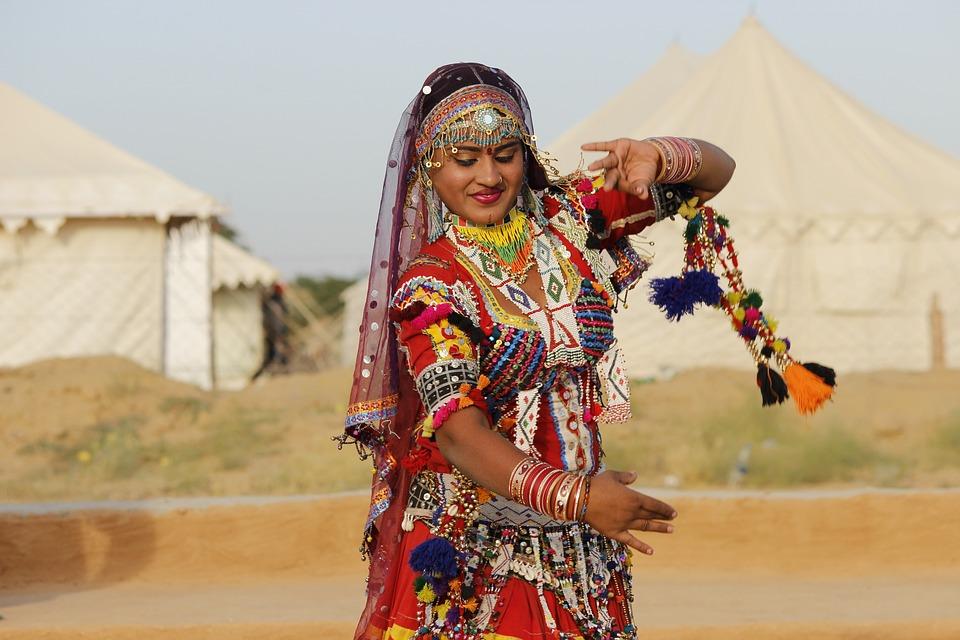 Kalbeliya, Folk Dance, Dance, Rajasthan, Dancer