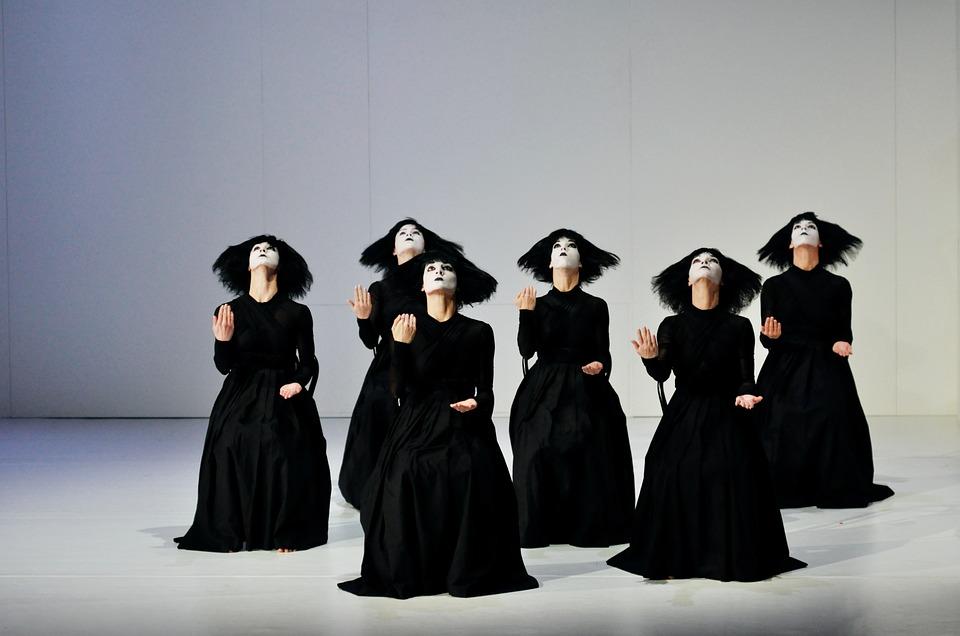 Woman, Women, Girl, Dance, Ballet, People, Female