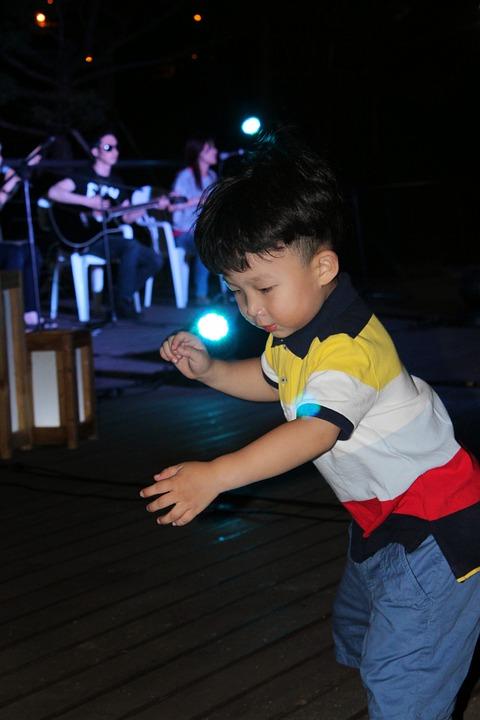 Children's, Show, Dance