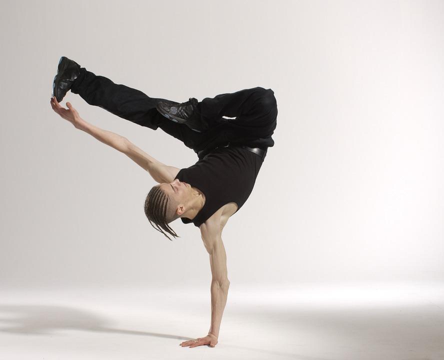 Dance, Sport, Human, Carefree, Fitness, Acrobat