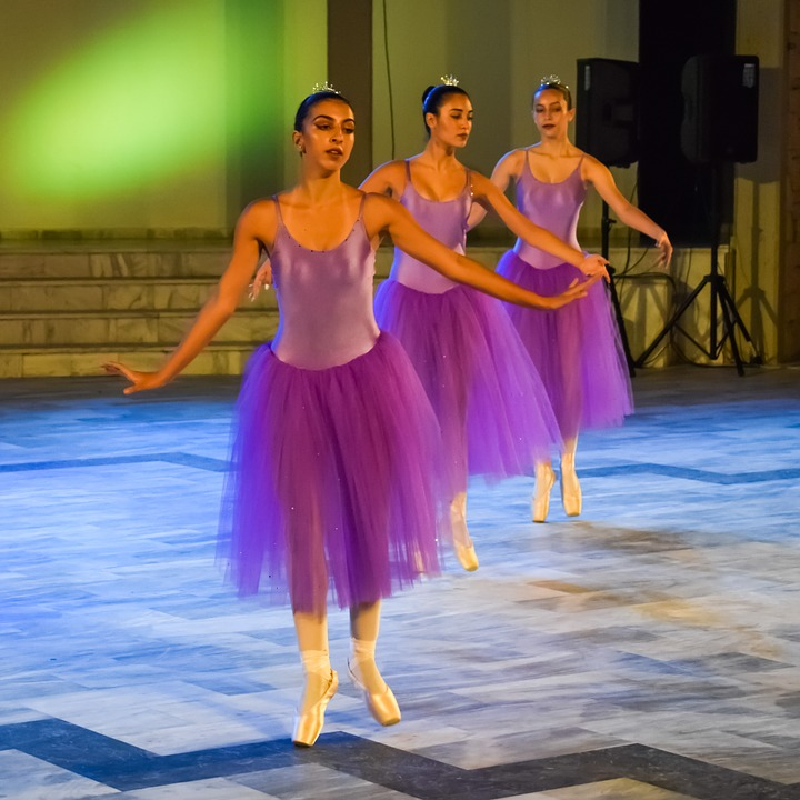 Ballet, Dancer, Ballerina, Female, Girl, Young