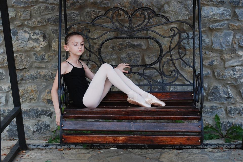 Ballet, Ballerina, Girl, Pointe Shoes, Dance, Dancer