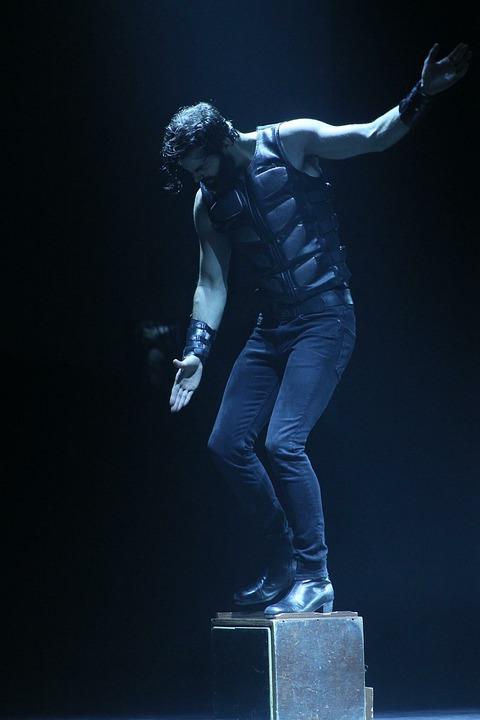 Dancer, Los Vivancos, Show