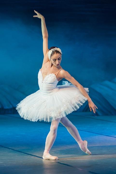 Ballerina, Swan Lake, Performance, Dancer, Ballet