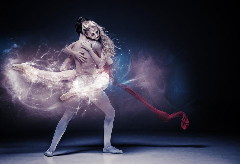 Dancer, Performance, Elegance, Motion, Dancing