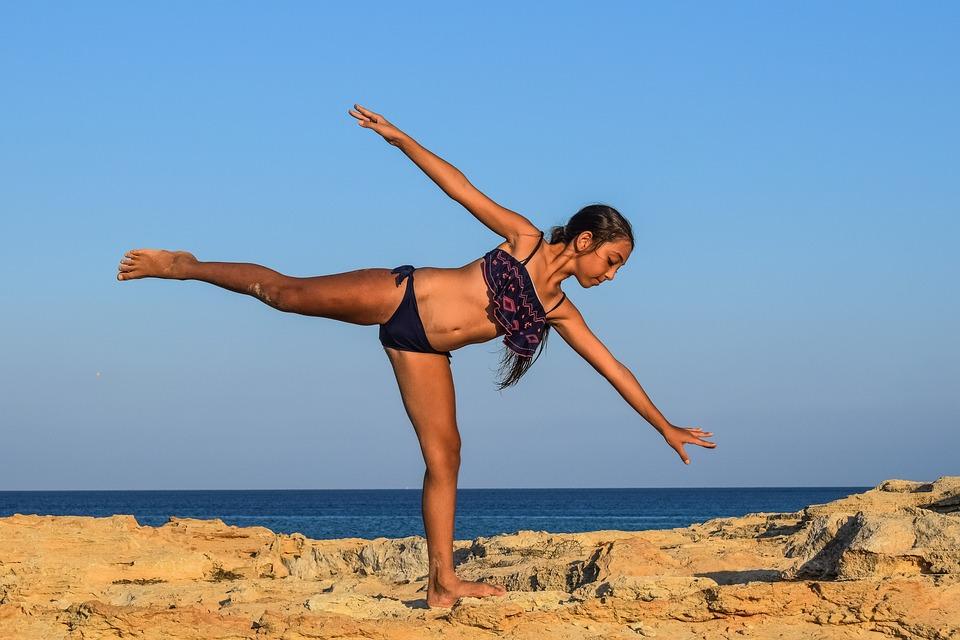 Girl, Dancing, Outdoor, Summer, Dance, Dancer, Female