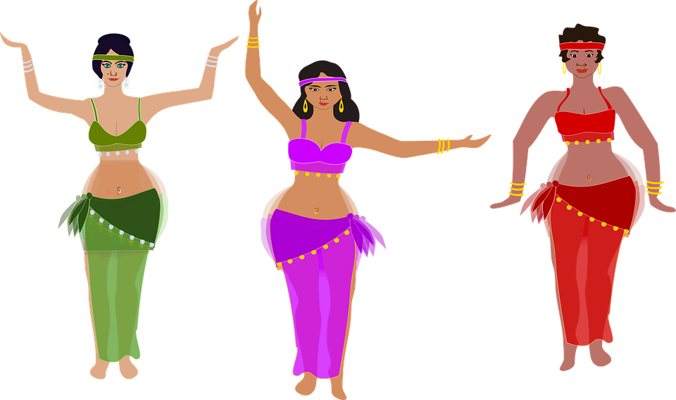 Dancing, Women, Oriental, Belly Dance, Belly Dancing