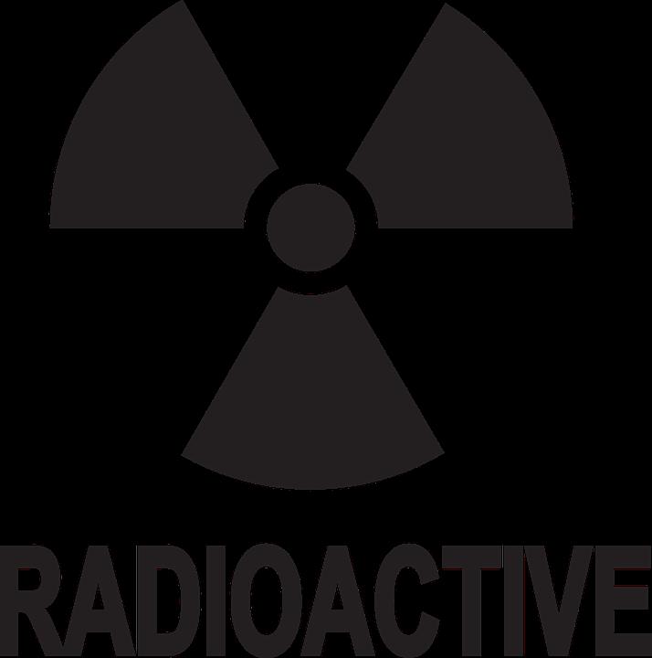 Safety, Danger, Radioactive, Information, Warning, Sign