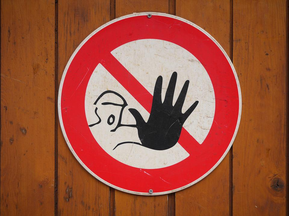 Sign, Stop, Warning, Stop Sign, Symbol, Safety, Danger