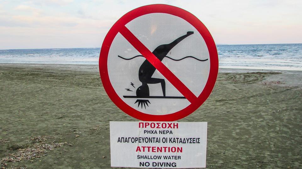 Sign, Warning, Danger, Risk, Strange