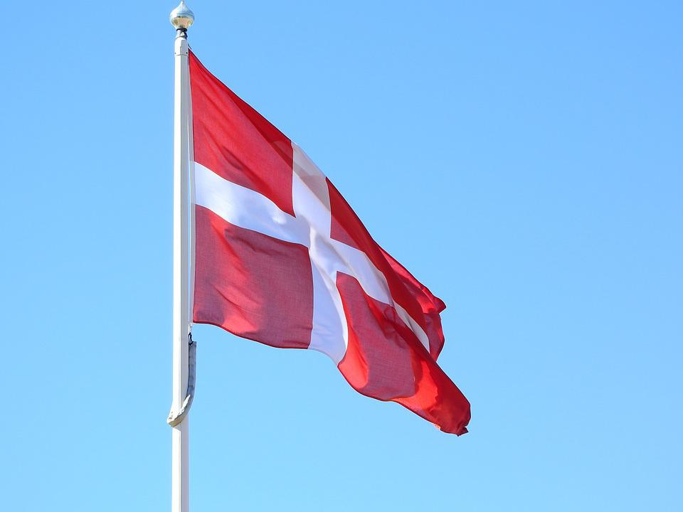 Denmark, Danish Kingdom, The Flag Of The, Danish Flag