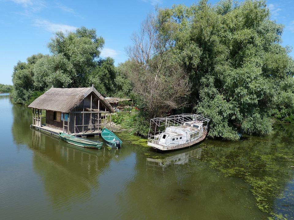 Danube, Danube Delta, Delta, Tulcea, South East Europe