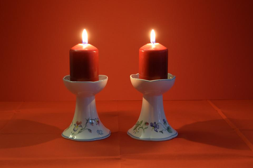 Candle, Candlelight, Dark, Atmospheric, Flame, Burn
