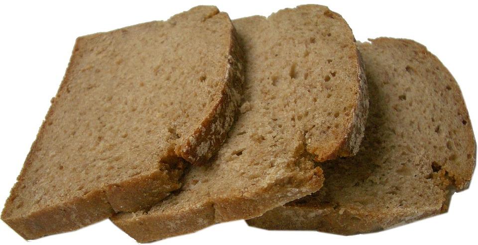 Rye Bread, Bread, Dark Bread, Baked Goods, Dessert, Eat