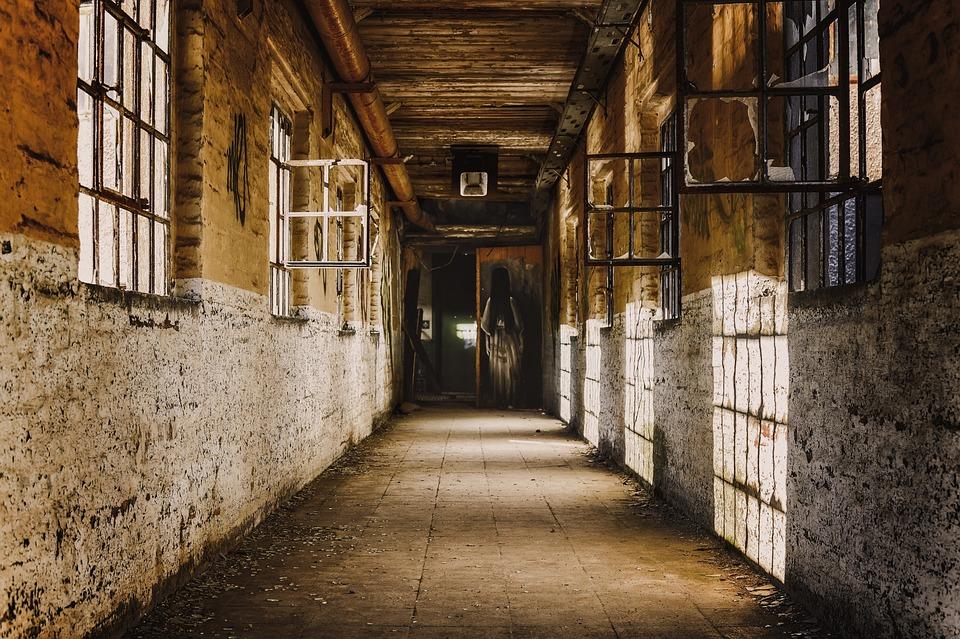 Floor, Gloomy, Old, Gang, Pforphoto, Past, Dark